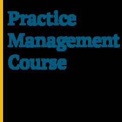 Practice Management Course (Sep 2019)